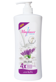 Sữa tắm Mayflower 1.2 L - Ultra White