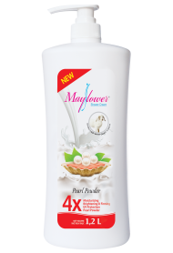 Sữa tắm Mayflower 1.2 L - Pearl Powder
